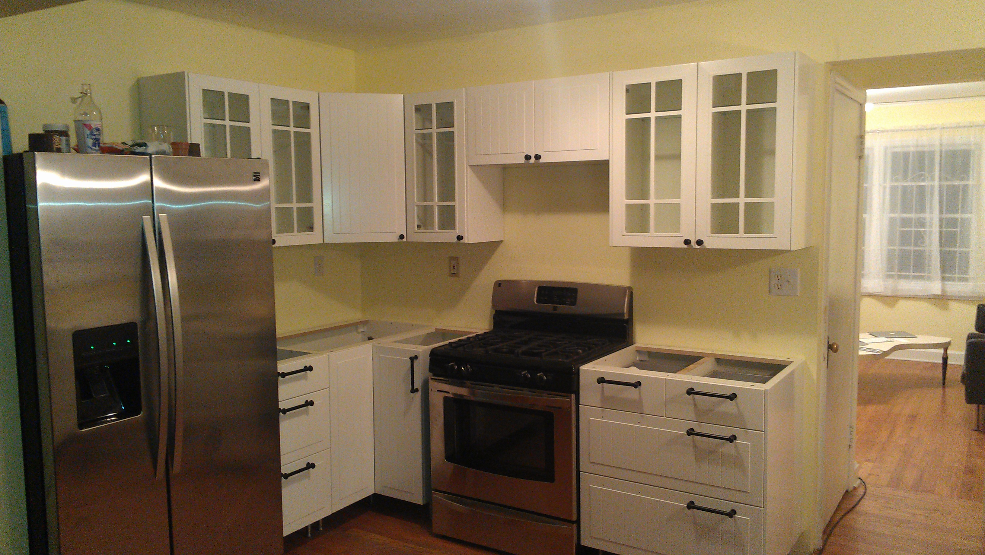 McCrossin Industries Inc  | IKEA Kitchen Installation